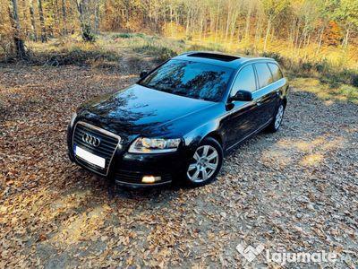 second-hand Audi A6 2.0 TDI Automat MMI Piele Trapa Full istoric - TVA deductibil