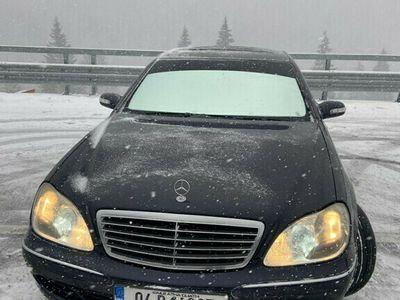 second-hand Mercedes 320 S class