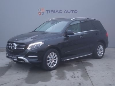 second-hand Mercedes GLE350 GLE