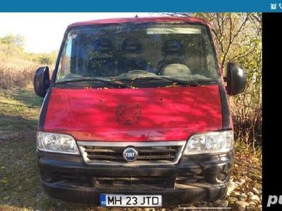 second-hand Fiat Ducato 2.3 Diesel 2005