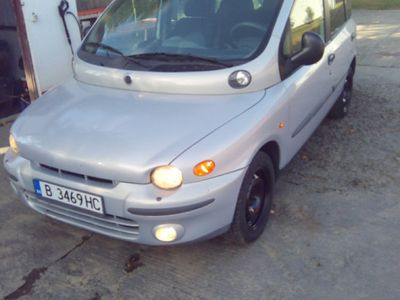 second-hand Fiat Multipla 1,6 i + gpl