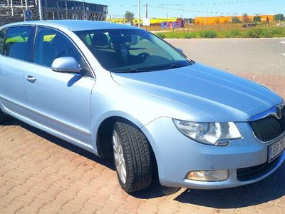 second-hand Skoda Superb 2 full 170 cp unic proprietar Ro