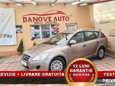 second-hand Kia cee'd Revizie + Livrare GRATUITE, Garantie 12 Luni, RATE FIXE, 1600 diesel, 2009