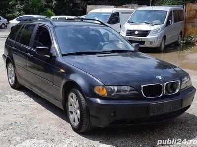 second-hand BMW 320 Seria 3, e46, d, 2003