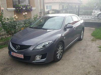 second-hand Mazda 6 sport (din fabrica)
