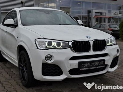 second-hand BMW X4 2.0D M