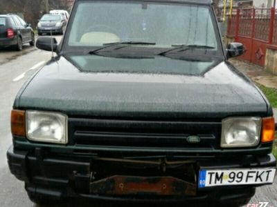 second-hand Land Rover Discovery TD300