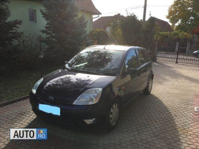 second-hand Ford Fiesta Trend 2002, 1,4 16V 80CP