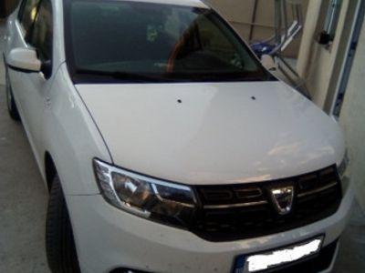 second-hand Dacia Logan cutie Automata, 2017,carte service