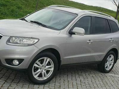 second-hand Hyundai Santa Fe 2.0