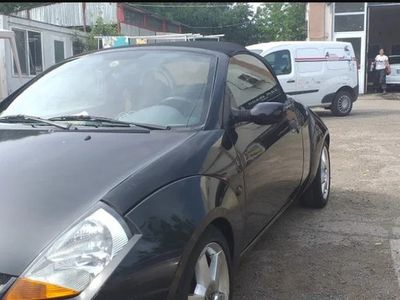 second-hand Ford StreetKa (decapotabil)