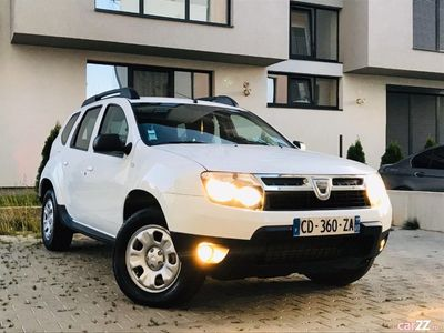 second-hand Dacia Duster An 2013 Exception 4x4 1.5 DCi 110 Cp Euro 5