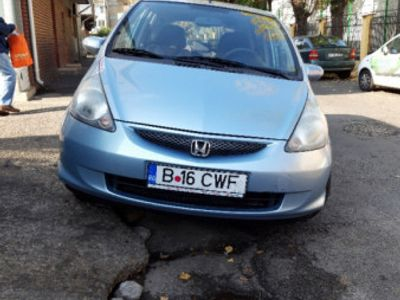 second-hand Honda Jazz 2005 stare perfecta
