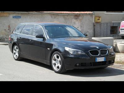 second-hand BMW 530