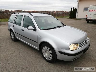 second-hand VW Golf IV 1.9tdi