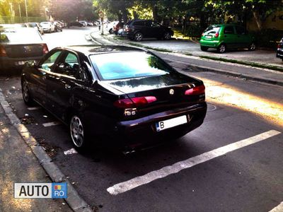 second-hand Alfa Romeo 166