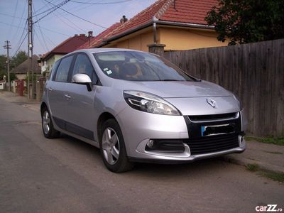 second-hand Renault Mégane Scenic 1.5 dci 2012 euro 5 full extra automat