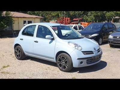 second-hand Nissan Micra 1.2 I