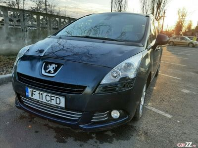second-hand Peugeot 5008 automat 1,6 TDI an 2013 panoramic euro 5 inm ro