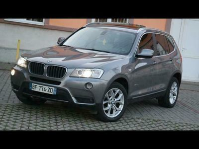 second-hand BMW X3 4x4 Xdrive - an 2011, 2.0d (Diesel)