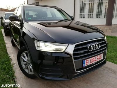 second-hand Audi Q3 // 4X4 // QUATTRO // S-Tronic // New Model // Bi-Xen