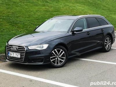 second-hand Audi A6 2.0 TDi 190 Cp 2015 Euro 5 Automat