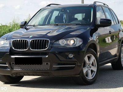 brugt BMW X5 4x4, 3.0 Diesel, an 2008 luna 8