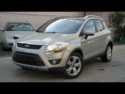 second-hand Ford Kuga 4x4 - an 2009, 2.0 Tdci (Diesel)