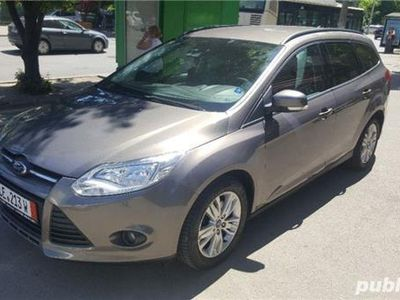 second-hand Ford Focus 2011 rar efectuat