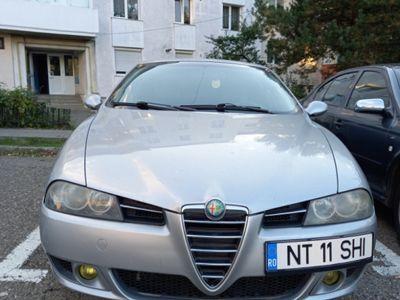 second-hand Alfa Romeo 156 1.9 JTD, 140 CP, an 2003, negociabil!