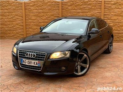 second-hand Audi A5 2.0 TDi 170 Cp S-Line An 2011 Euro 5