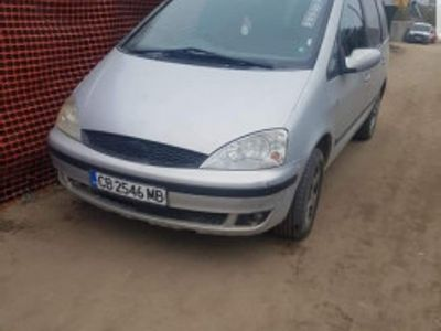 second-hand Ford Galaxy 2003