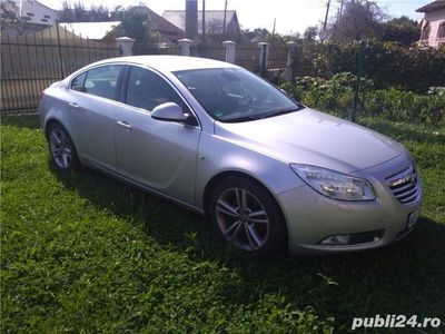 second-hand Opel Insignia 160 CP