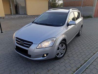 second-hand Kia cee'd - an 2009, 1.6 (Diesel)