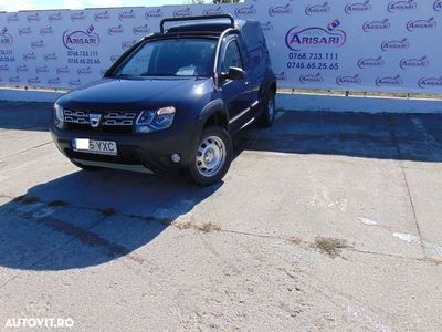 second-hand Dacia Duster din 2015