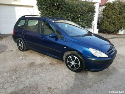 second-hand Peugeot 307 2.0 HDi 90 Cp 2005 Climatronic