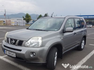 second-hand Nissan X-Trail t31, 2.0 dci, 150 cp, 4x4, 4x2, dif blocabil
