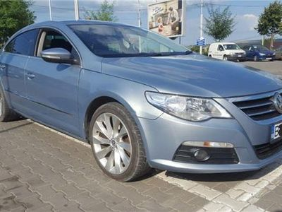 second-hand VW CC 2010 2.0d 170 cp
