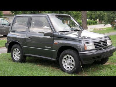 second-hand Suzuki Vitara AUTOMAT