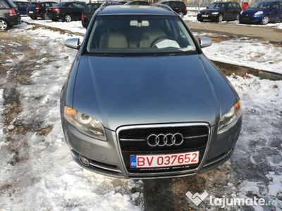 second-hand Audi A4 an 2005
