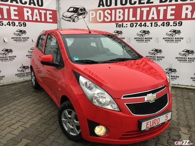 second-hand Chevrolet Spark 2011-EURO 5-Km.50000-Posibilitate RATE-