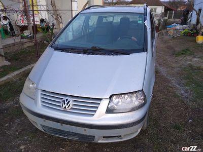second-hand VW Sharan 1.8t 150cp 2001
