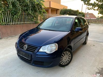 second-hand VW Polo 1.4 benzina 75cp euro 4 an 2006 clima Ok