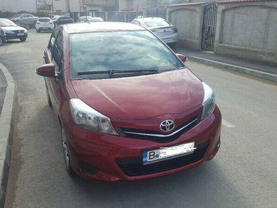 second-hand Toyota Yaris 1.33 benzina