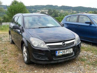 second-hand Opel Astra 1.7 diesel Euro 5