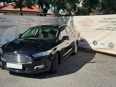 second-hand Ford Mondeo MK4 2.0tdci, Rate fara avans Automat