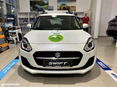 second-hand Suzuki Swift Hybrid
