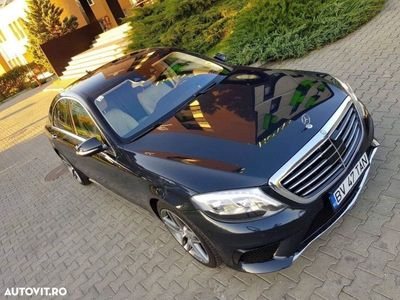 used Mercedes S350
