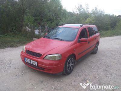 second-hand Opel Astra an 2001 1.6 benzină