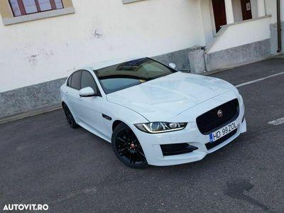 second-hand Jaguar XE 2.0